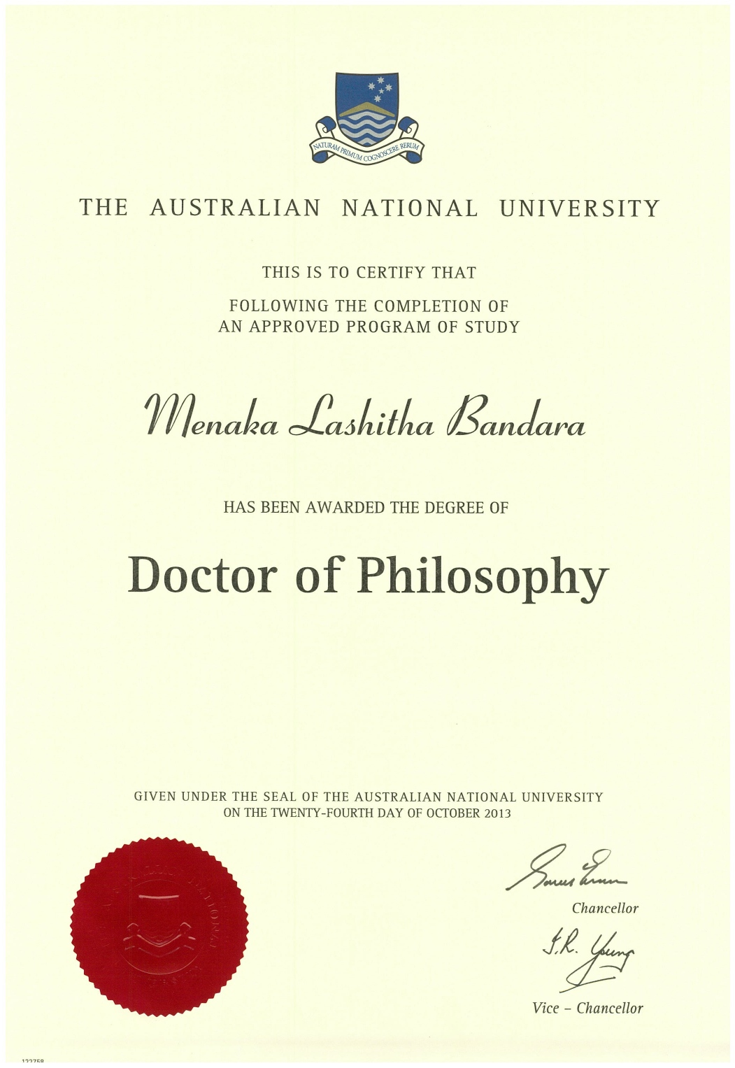 Australian higher education graduation statement thesis abstract
